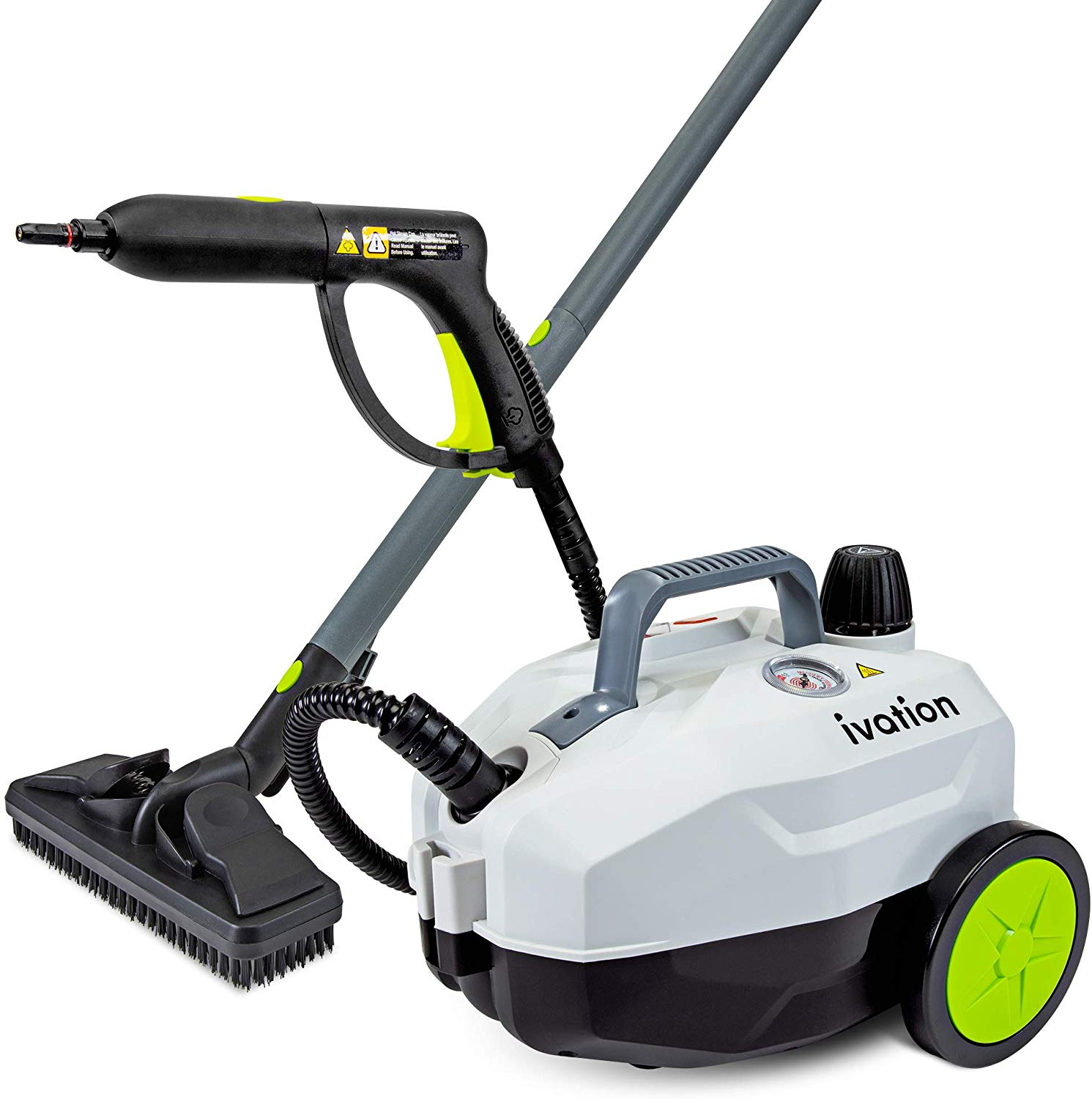 Ivation 1800W Canister Cleaner