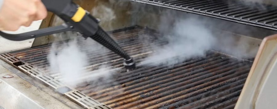 Multipurpose steamers for tough cleaning jobs