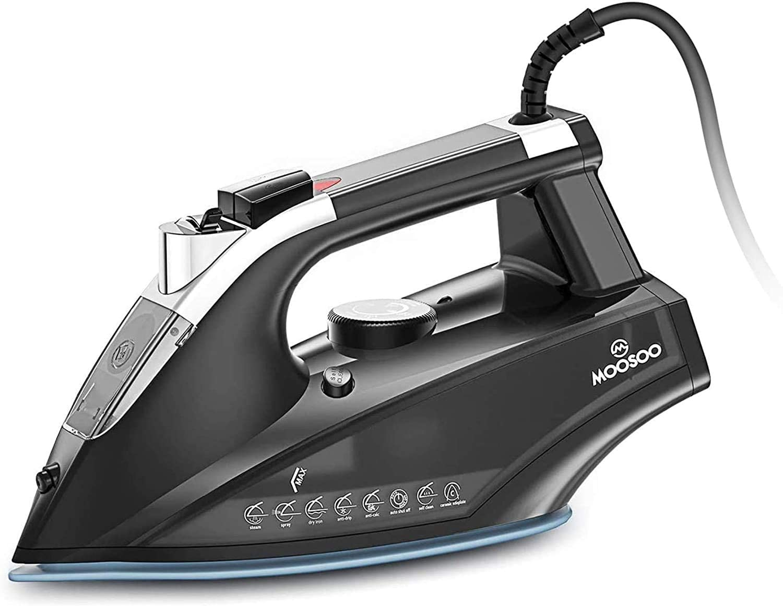 Moosoo 1800 watt Steam Iron